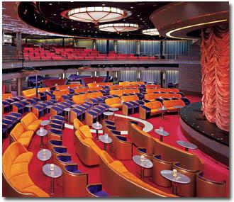 Holland america zaandam casino